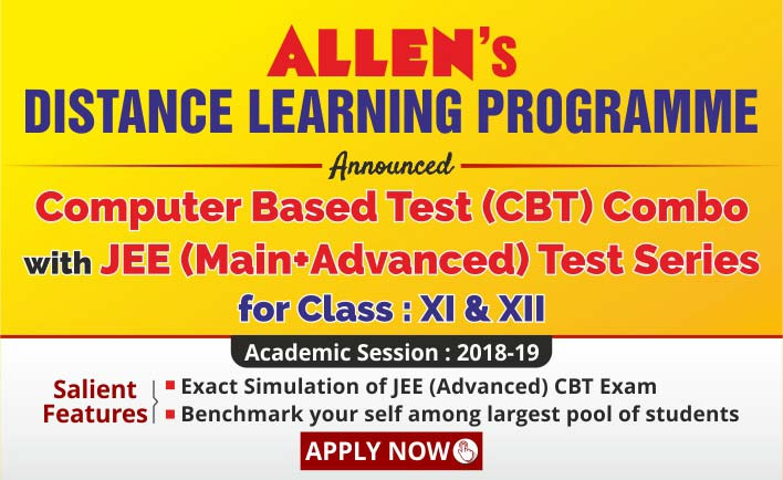CBT with JEE Advanced Test Series
