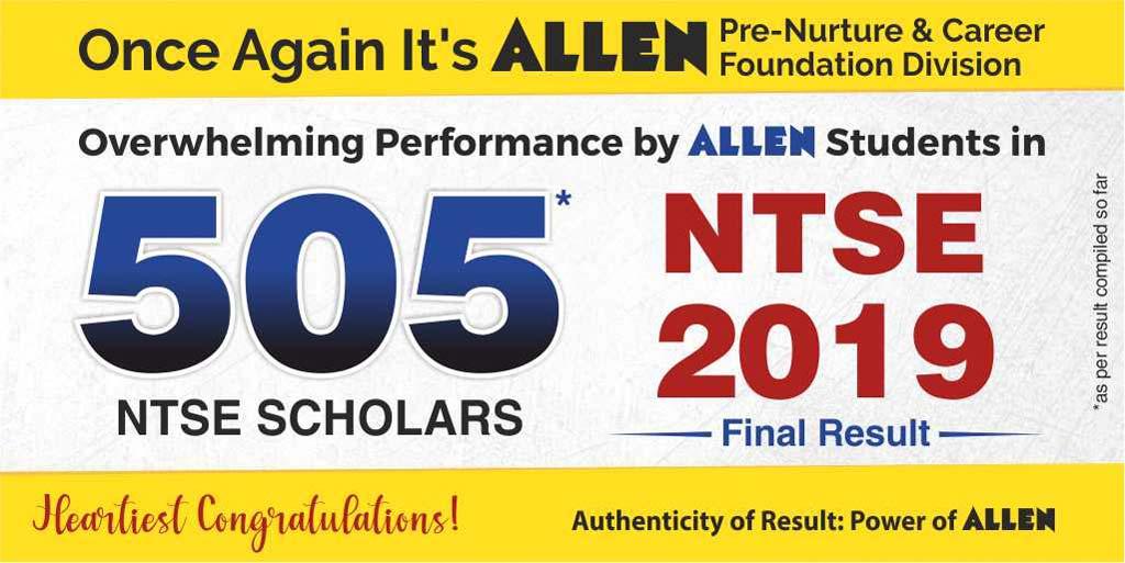 ALLEN - Distance Learning Program for JEE Main, IIT-JEE